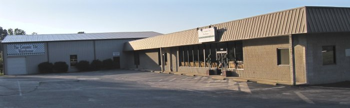 Ceramic Tile Warehouse Building